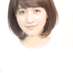 甘カジュ・小顔ミディアムの画像です